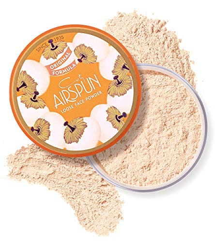 Coty Airspun Loose Face Powder Translucent Cipria - 1