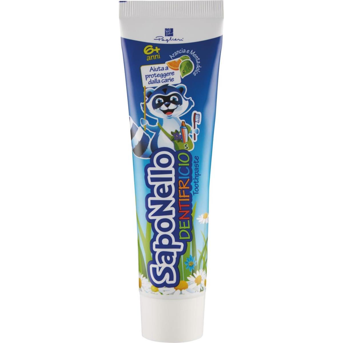 dentifricio bimbo junior 6+ ml 75