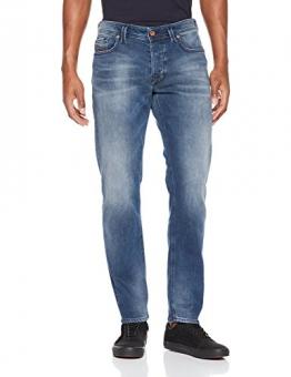 Diesel Larkee-BEEX, Jeans Tapered Uomo, (Blau 1), W36/L34 - 1