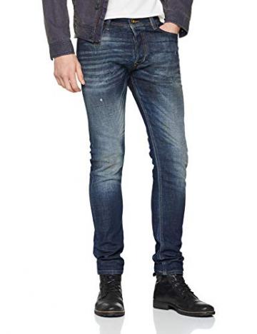 Diesel Tepphar L.32 Pantaloni Jeans Slim Uomo, Blau (Denim 01) 33W x 32L - 1