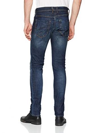 Diesel Tepphar L.32 Pantaloni Jeans Slim Uomo, Blau (Denim 01) 33W x 32L - 2