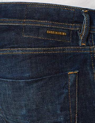 Diesel Tepphar L.32 Pantaloni Jeans Slim Uomo, Blau (Denim 01) 33W x 32L - 4
