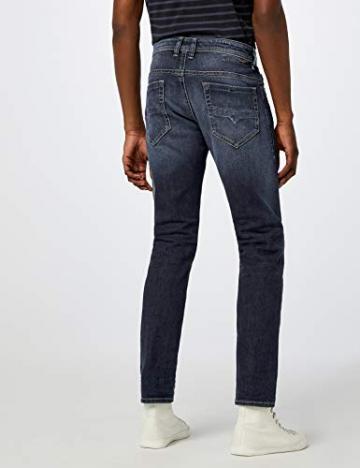 Diesel Thommer, Jeans Slim Uomo, (Blau 1), W34/L32 - 5
