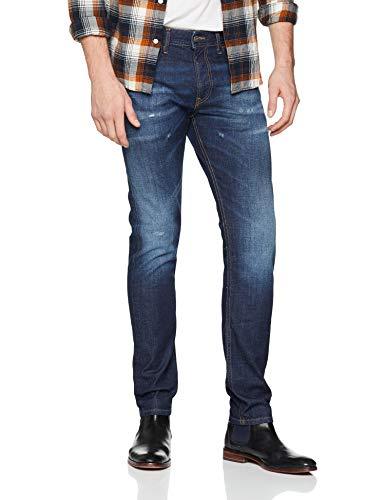 Diesel Thommer L.32 Pantaloni, Jeans Skinny Uomo, Blau (Denim 01), 34W x 32L - 1