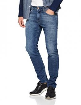 Diesel Thommer L.32 Trousers, Jeans Skinny Uomo, (Blau 01), W30/L32 - 1