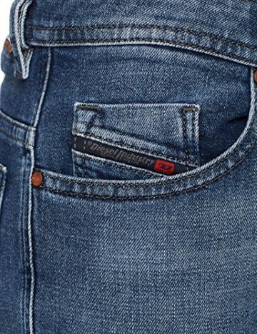 Diesel Thommer L.32 Trousers, Jeans Skinny Uomo, (Blau 01), W30/L32 - 4