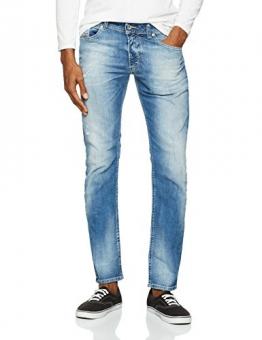 Diesel Thommer L.32 Trousers, Jeans Skinny Uomo, (Blau 1), W32/L32 - 1