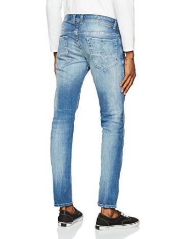 Diesel Thommer L.32 Trousers, Jeans Skinny Uomo, (Blau 1), W32/L32 - 2