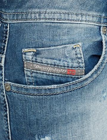 Diesel Thommer L.32 Trousers, Jeans Skinny Uomo, (Blau 1), W32/L32 - 3