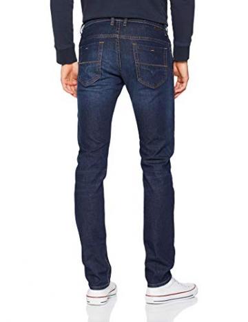 Diesel TR, Jeans Straight Uomo, Blu (01 Blue Denim 084xh), W36/L34 - 2