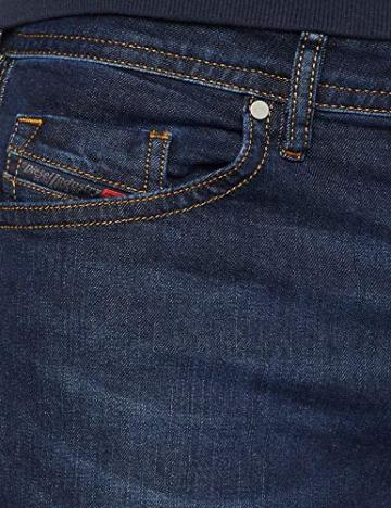 Diesel TR, Jeans Straight Uomo, Blu (01 Blue Denim 084xh), W36/L34 - 4