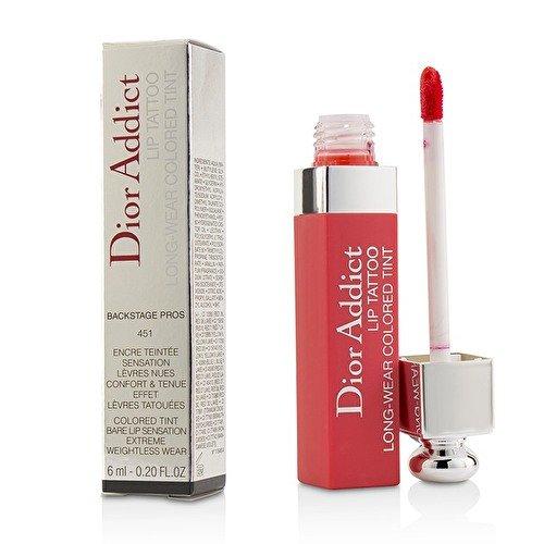 Dior Addict Lip Tattoo #451-Natural Coral - 6 ml - 1