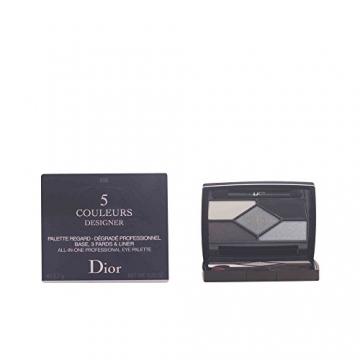 Dior Ombretto, 5 Couleurs Designer, 5.7 gr, 008-Smoky - 1