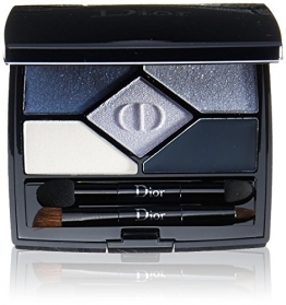 Dior Ombretto, 5 Couleurs Designer, 5.7 gr, 208-Navy - 1