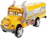 Disney - Cars Veicolo Miss Fritter Deluxe, DXV94 - 1