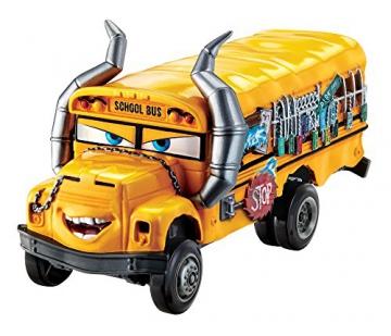 Disney - Cars Veicolo Miss Fritter Deluxe, DXV94 - 12