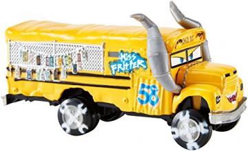 Disney - Cars Veicolo Miss Fritter Deluxe, DXV94 - 13