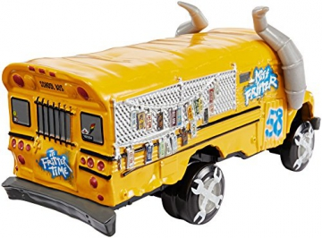 Disney - Cars Veicolo Miss Fritter Deluxe, DXV94 - 2