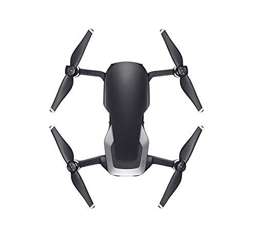 DJI Mavic Air Fly More Combo Drone con Video 4K Full-HD, 32 Megapixel, Raggio di trasmissione fino a 4 km, Nero - 1