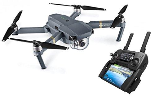DJI - Mavic Pro - Quadcopter Drone con fotocamera - 1