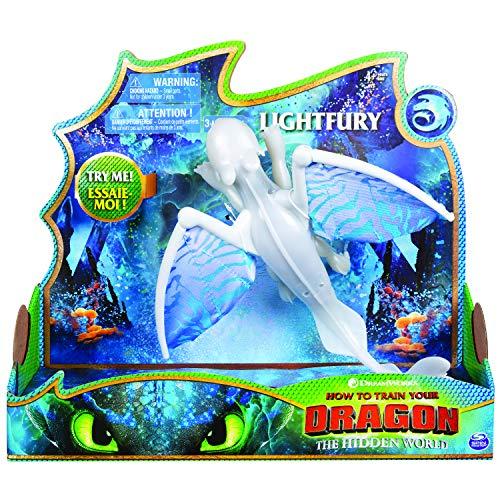 Dragons 6052264 Drago Furia Chiara Deluxe - 1