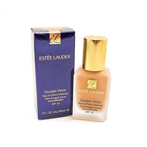 Estée Lauder  Fondotinta Liquido Double Wear Spf 10 Ivory Beige 30 ml - 1