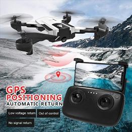 Etbotu RC Drone,Giocattolo per Adulti o Bambini,Drone GPS SG900-S con Telecamera HD 1080P Professionale FPV WiFi Droni RC Altitudine Hold Ritorno Automatico Dron RC Quadcopter Helicopter 1080P - 1