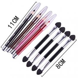 FantasyDay® 132 Colori Makeup Contouring Kit combinazione con Palette Ombretti, Correttore, Polvere del Sopracciglio, Polvere Ombreggiante, Fard, Lucidalabbra e Polvere Pressata - 1