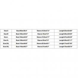 feiXIANG Maglietta per Uomo T-Shirt con Stampa Divertenti Maglia a Manica Corta Estate Camicie Sportive Maglie a Maniche Corta Magliette da Escursionismo Termica RegalotshirtSport - 1