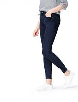 FIND DC1718R jeans donna, Blu (Deep Indigo), W28/L32 (Taglia Produttore: Small) - 1