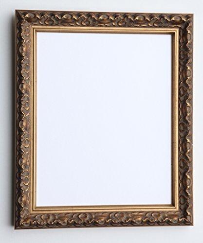 Frames-Vienna Oro, Finemente Vintage Shabby Chic cornici Formato A3 - 1