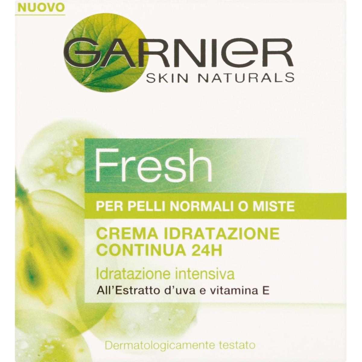 Fresh - Crema idratazione continua 24H per pelli normali o miste - 50 ml