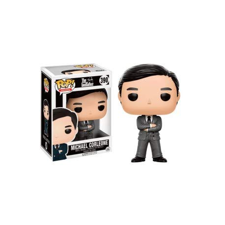 FunKo 13446 - The Godfather, Pop Vinyl Figure 390 Michael Corleone in Grey Suit - 1