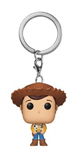 Funko 37018Pocket Pop Keychain: Toy Story: Woody, Multi - 1