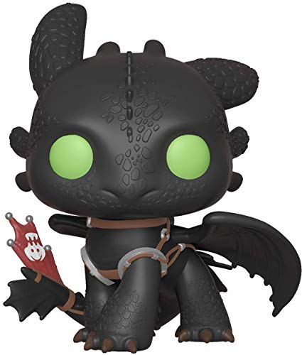 Funko Pop: How To Train Your Dragon 3: Toothless Trainer,, 36355 - 1