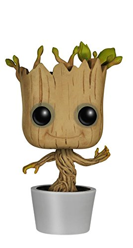 Funko Pop Marvel Guardians of The Galaxy - Dancing Groot - 1
