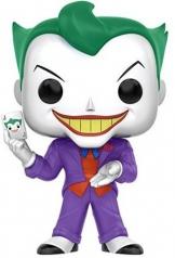 Funko Pop! Vinile Batman Serie Animata Joker 11573 - 1