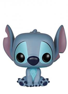 FunKo Pop Vinile Disney Personaggio Stitch Seduto, 6555 - 1