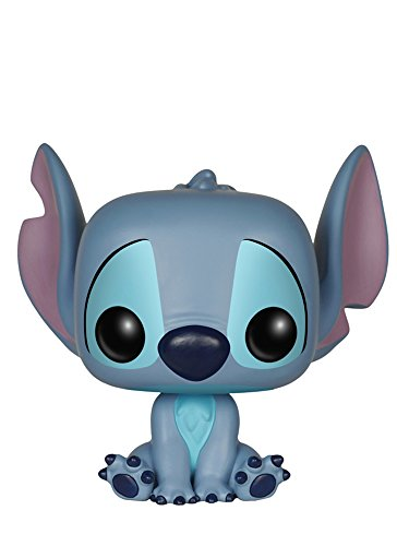 FunKo Pop Vinile Disney Personaggio Stitch Seduto, 6555 - 1