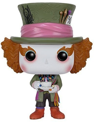 FunKo Wonderland 2010 Pop Vinile Disney Alice Mad Hatter, 6709 - 1