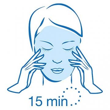 Garnier Skinactive Maschera in Tessuto Fresh Mix Arricchita con Vitamina C, Pelle Illuminata ed Energizzata, Confezione da 4 Pezzi - 1