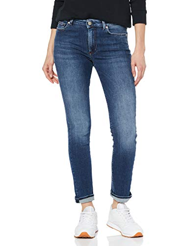 Gas Jeans Bailas Jeans Slim, Donna, Blu (We94 We94), 44 (Taglia Produttore:29) - 1