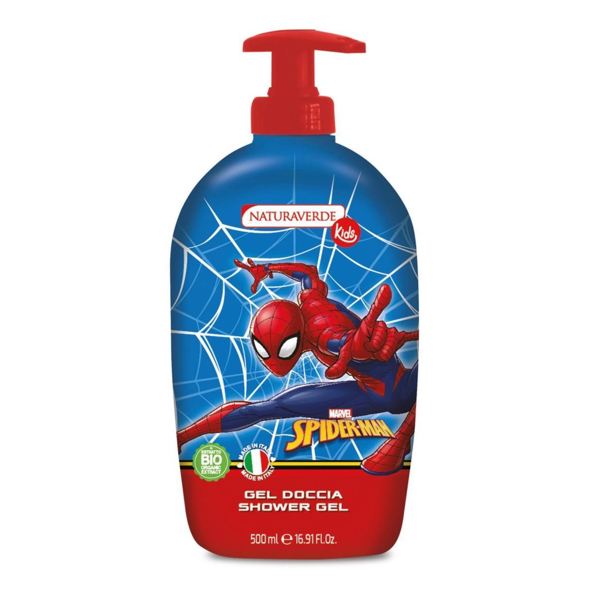 Gel Doccia Spider-Man 500 ml