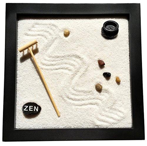 Giardino Zen 25 x 25 x 2 cm - 1