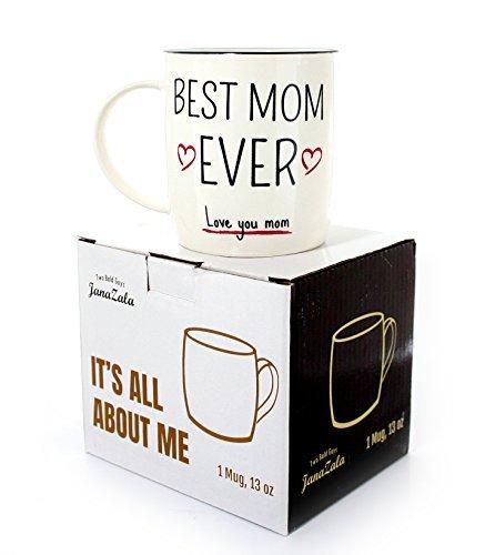 Gifffted Tazza Mamma Speciale, Festa Della Mamma Tazze Di Caffe In Ceramica, Idee Regalo X Mamma Compleanno, Regali Per Anniversario Matrimonio Genitori, 13 Ounce Mug, V2 - 1