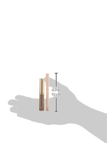 Gift Set Kit Sopracciglia Perfette: Gel Sopracciglia 3 in 1 + Matita Sopracciglia Tonalità 1 Biondo Virna - 1