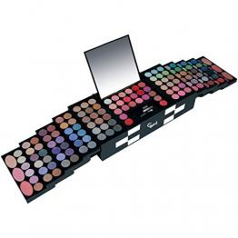 Gloss! DC016 Makeup Palette Professionali, 151 Pezzi, Nero - 1
