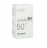 Glucocard Mx 50 Strisce Test Glicemia