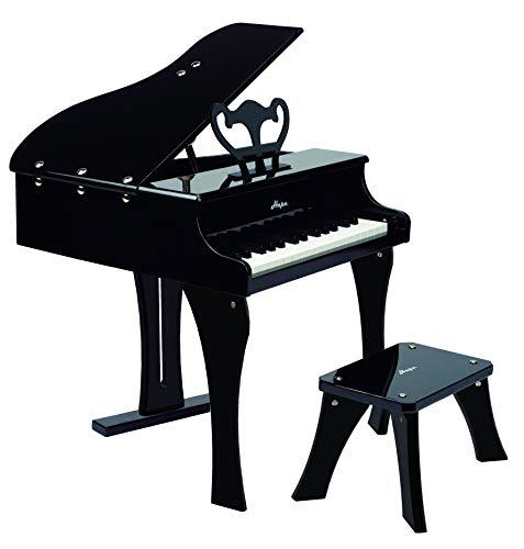 Hape E0320 - Pianoforte a Coda, Nero - 1
