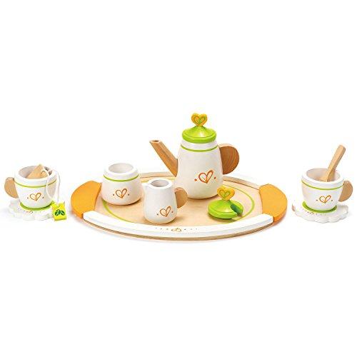Hape E3124 - Servizio da Tè per Due - 1
